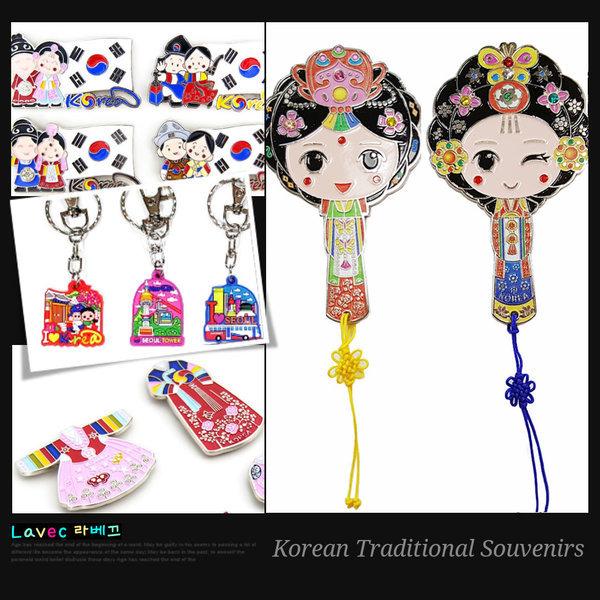 한국산 전통기념품 신부 왕비손거울/외국인선물답례품 상품이미지