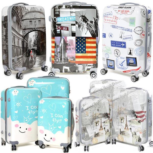 1+1커버증정/여행용캐리어/수학여행가방/해외여행가방 상품이미지