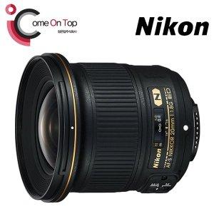 [니콘](컴온탑)니콘정품 AF-S 20mm F1.8G ED (정품/새상품)