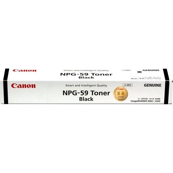 캐논 NPG-59 정품토너검정 iR2002N/2202N/2204F NPG59 상품이미지