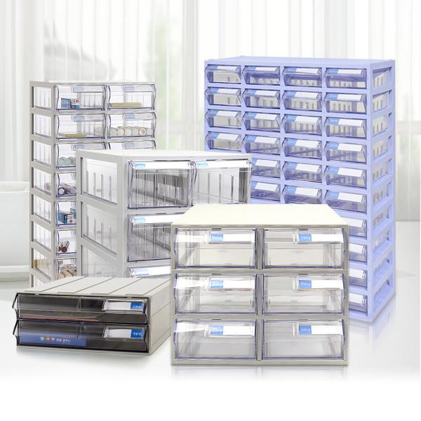 공구 사무용품 책상 서류 정리 박스 보관함 수납함 상품이미지