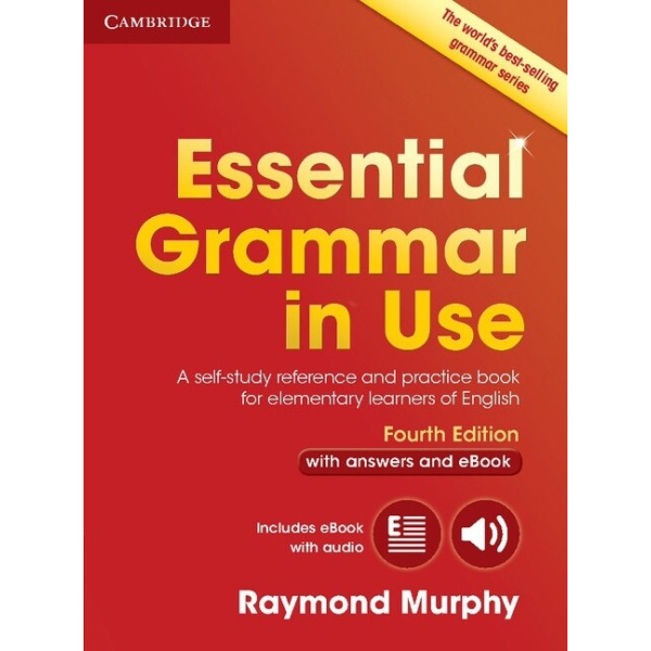 Essential Grammar in Use with Answers and eBook 상품이미지