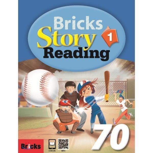 Bricks Story Reading 70 Level 1 : Student Book  Benjamin Schultz  Sean Switzer  John Perritano ... 상품이미지