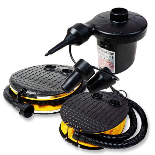 전동펌프(+어뎁터) 발펌프 에어펌프 물놀이용품 차량 상품이미지
