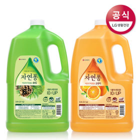 [PONGPONG] [JAYEONPONG] Dishwashing detergent / grain / baking soda / citrus /