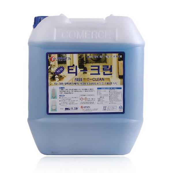 티크린18.75L 변기세정제 화장실세제 소독살균 상품이미지