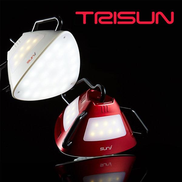 국산 트라이썬 LED 캠핑 랜턴/손전등/렌턴/등/캠핑 상품이미지