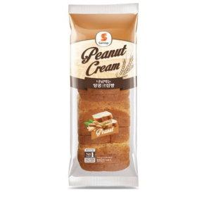 삼립_나눠먹는땅콩크림빵_275G