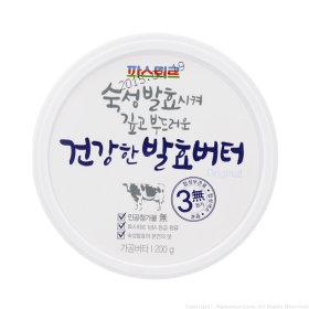 파스퇴르_건강한발효버터_200G
