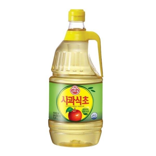 오뚜기 사과식초 1.8L 상품이미지