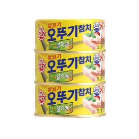 (1+1)오뚜기_살코기참치_150Gx3