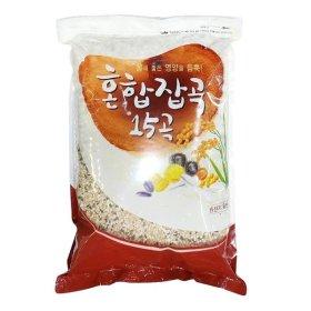 (1+1)혼합잡곡15곡_800G 봉