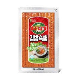 롯데햄_의성마늘 김밥속햄_200G