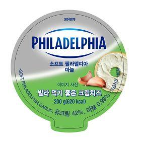 필라델피아크림치즈 마늘맛 _200G