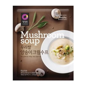 (균일가)대상_청정원우리쌀양송이수프_60G