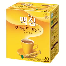 (2+1)동서식품_맥심모카골드믹스_50T 600G