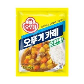 오뚜기_카레순한맛_1KG