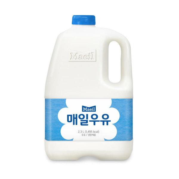매일 우유 2.3L 상품이미지