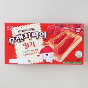 (1+1)해태_후렌치파이딸기_192G