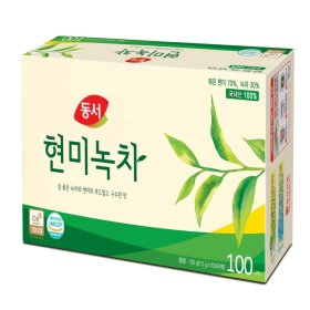 동서식품_현미녹차_100T 150G