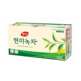 (묶음할인)동서식품_현미녹차_100T 150G