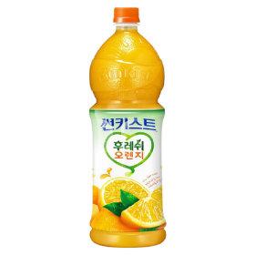 (전단상품)해태음료_썬키스트후레쉬오렌지50%_1.5L