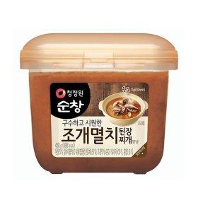 대상_청정원조개멸치된장_450G