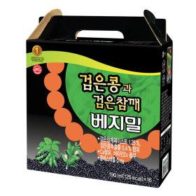 정식품_검은콩과검은참깨팩_190MLx16