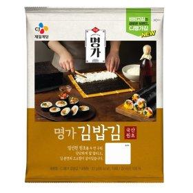 (행사상품)CJ_비비고 김밥김10매_20G