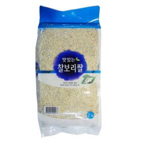 찰보리쌀_2KG 봉
