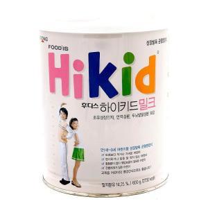 [홈플러스]일동후디스_하이키드어린이영양식밀크바닐라_600G