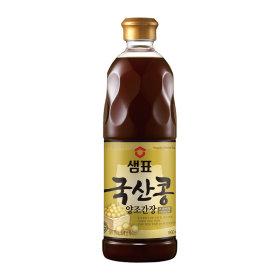 샘표_국산콩간장_930ML