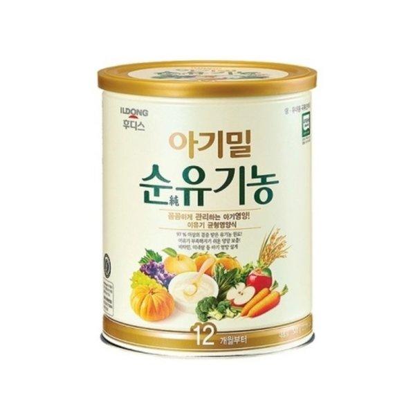 일동후디스 아기밀순유기농12개월 550G 상품이미지