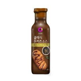 (행사상품)대상_청정원_클래식 돈카츠소스400G