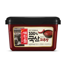 CJ_해찬들100%국산고추장_1KG
