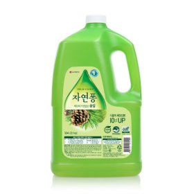 친환경 LG생활건강_자연퐁솔잎주방세제대용량_3.04L