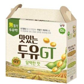 (행사상품)남양_맛있는두유GT담백한맛_190MLx16