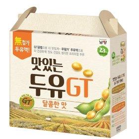 (1+1)남양_맛있는두유GT달콤한맛_190MLx16