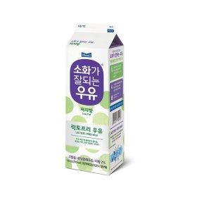(묶음할인)매일 소화가잘되는우유저지방 930ML