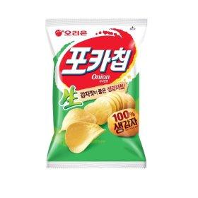 (균일가)오리온 포카칩양파맛 66G