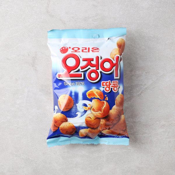 (10+1)오리온 오징어땅콩 98G 상품이미지