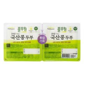 (전단상품)풀무원_국산부침찌개 기획 _300Gx2