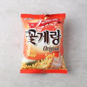 (10+1)빙그레_꽃게랑_70G