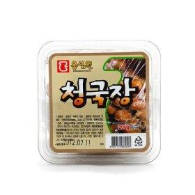 옹심원_재래식청국장_400g 수입산