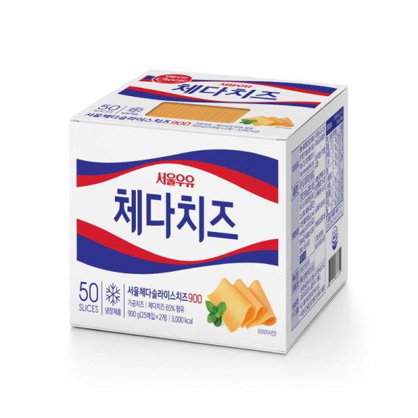 서울 체다치즈 900G 상품이미지