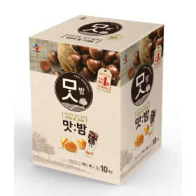 H CJ_맛밤_42Gx10번들