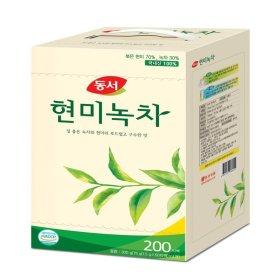 동서식품_현미녹차_200T 300G