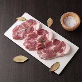 (전단상품)돼지목심 100 g(g단위판매)
