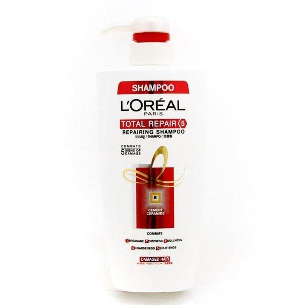 로레알파리 토탈리페어5샴푸 450ML 상품이미지