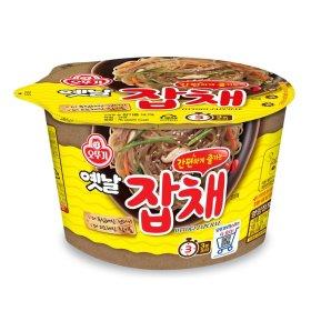오뚜기_옛날컵잡채_76G